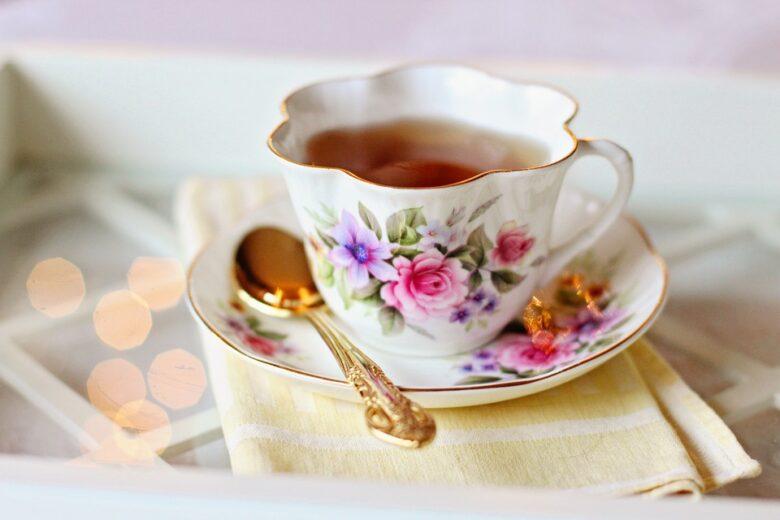 紅茶の効果効能はストレス解消にちょうどいい。特にアールグレイ!