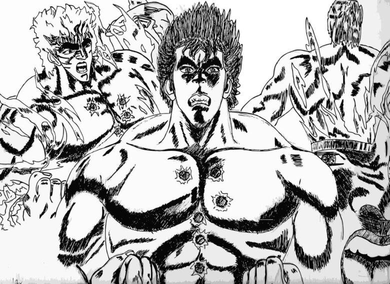 北斗の拳の主人公ケンシロウの性格をビッグファイブ的視点から心理分析してみた。