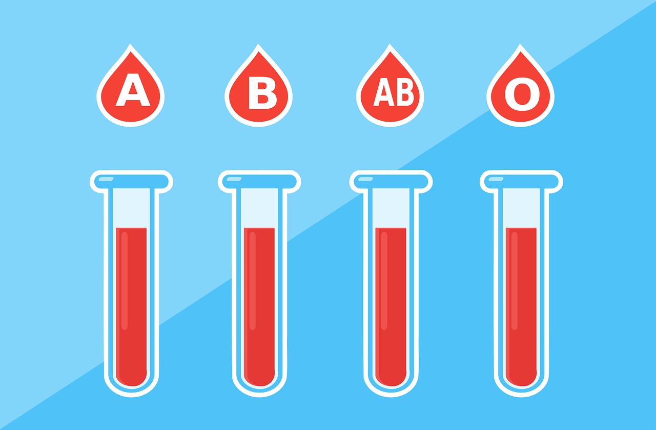 女性にモテる血液型って一体何型なのか?少しガチで考えてみたい。